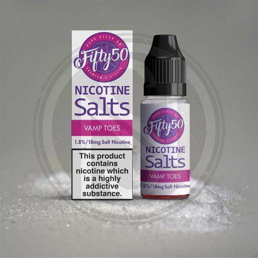 Vamp-toes-fifty50-nic-salt-18mg
