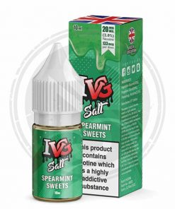 spearmint-IVG-nic-salt-20mg